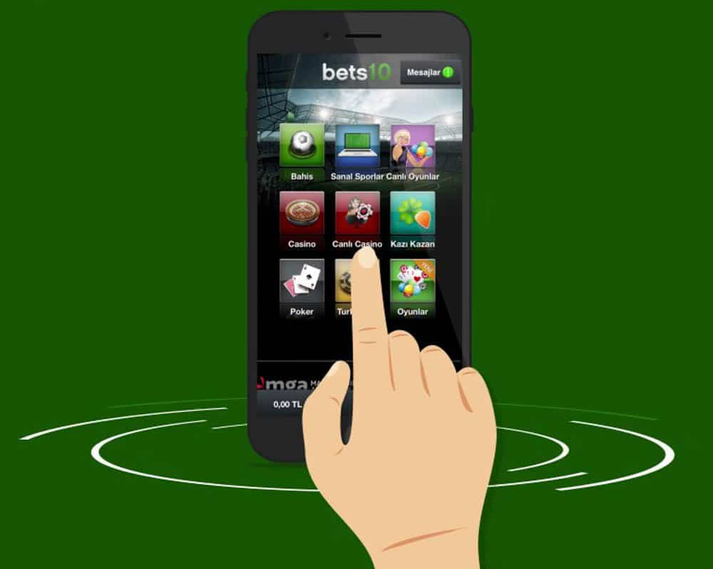 Best10 MobilCep Telefonu Android Uygulaması ve IOS Uygulaması