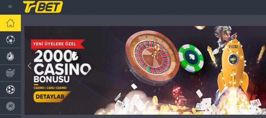 TrBet Canlı Casino Oyunları Nelerdir